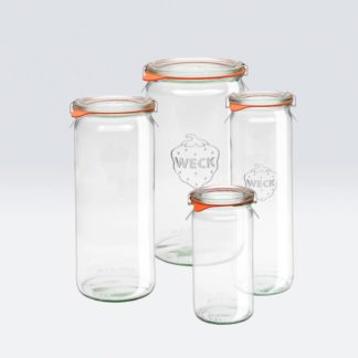 Reuseable Jars & Containers